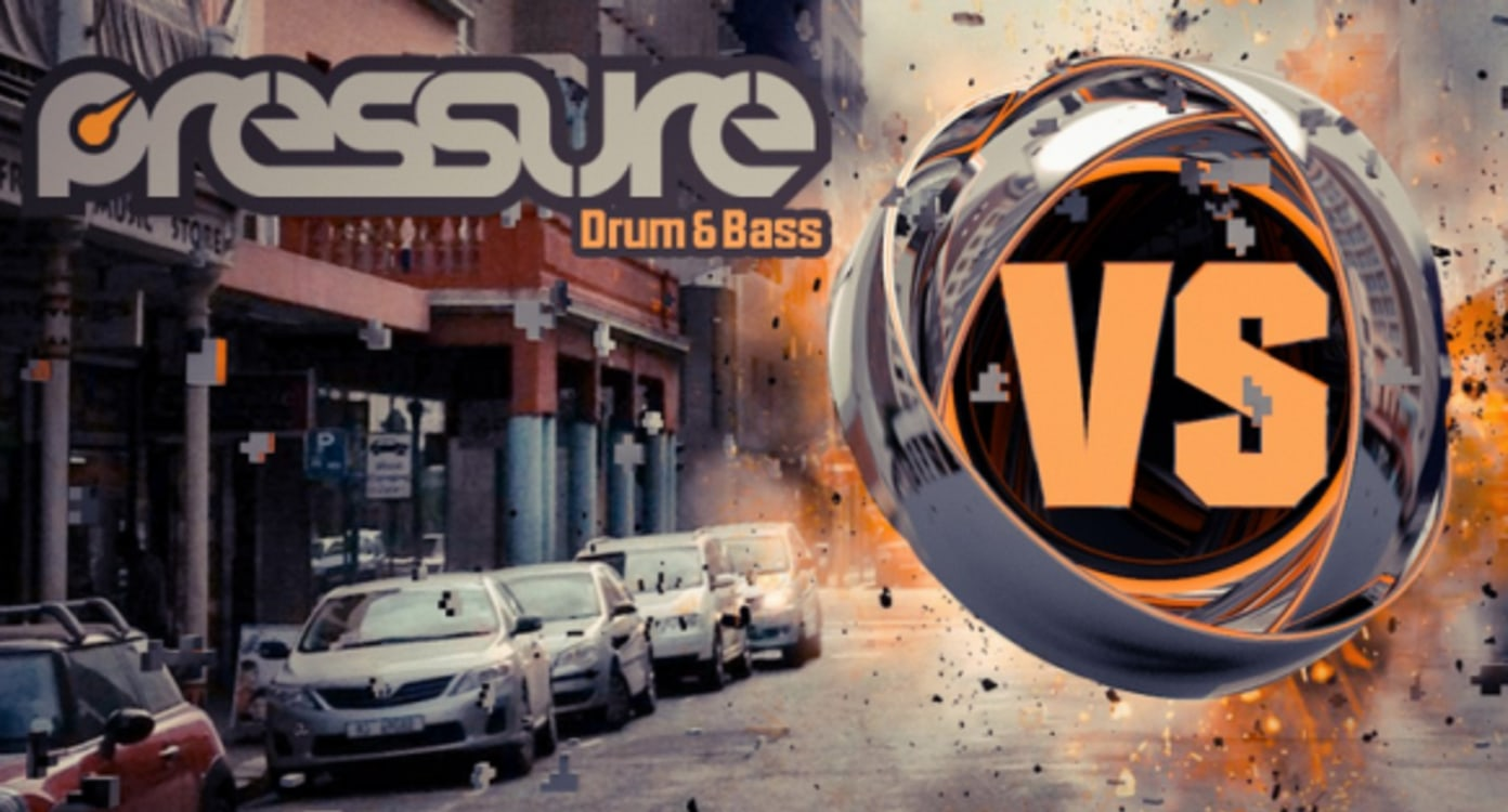 PRESSURE Drum & Bass Party :: Saturday 1st November