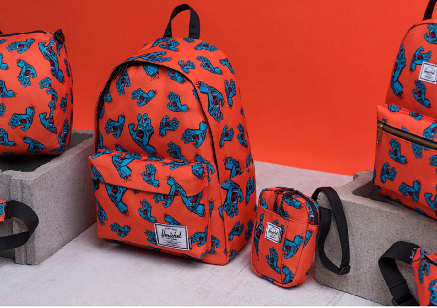 Herschel Supply Co. x Santa Cruz Pack