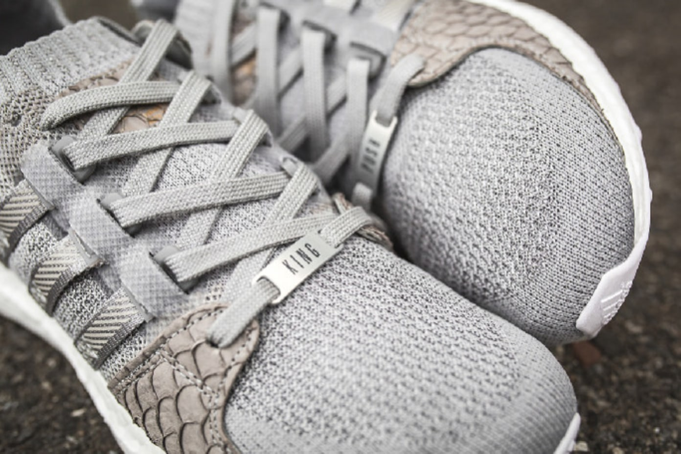 Pusha T x adidas Originals EQT Support Ultra PK
