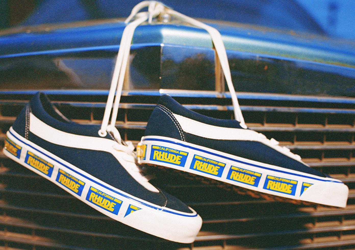 Vans x RHUDE Bold NI Pack