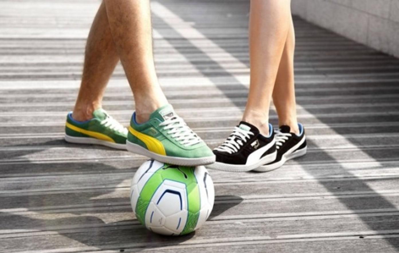 Puma Celebrates the 2014 FIFA World Cup with the Return of the Puma Brasil