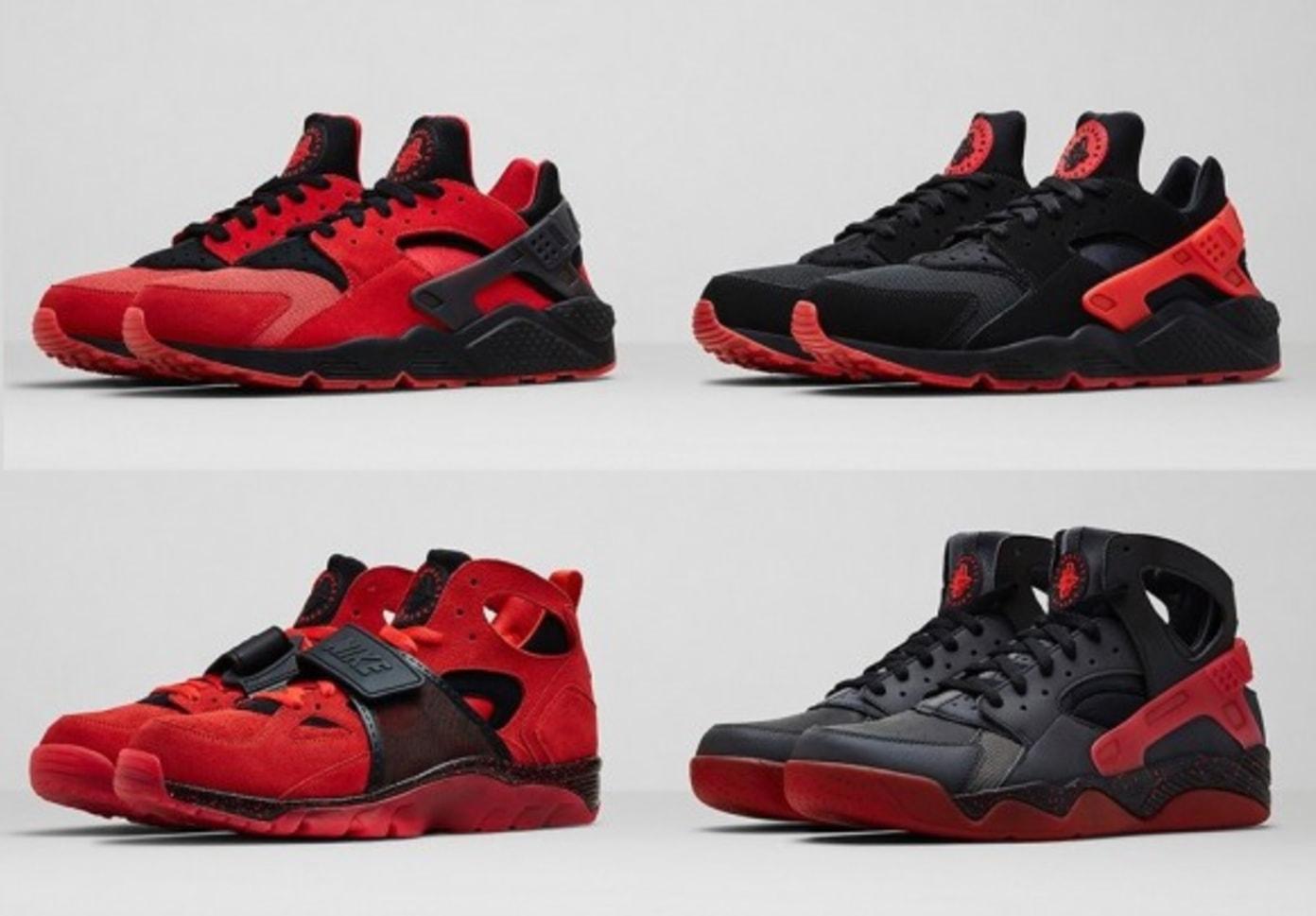 Nike Air Huarache Collection