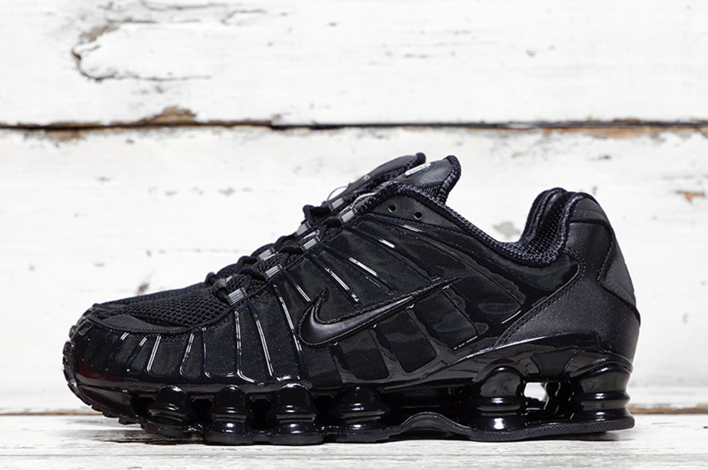 Nike Shox TL - Triple Black