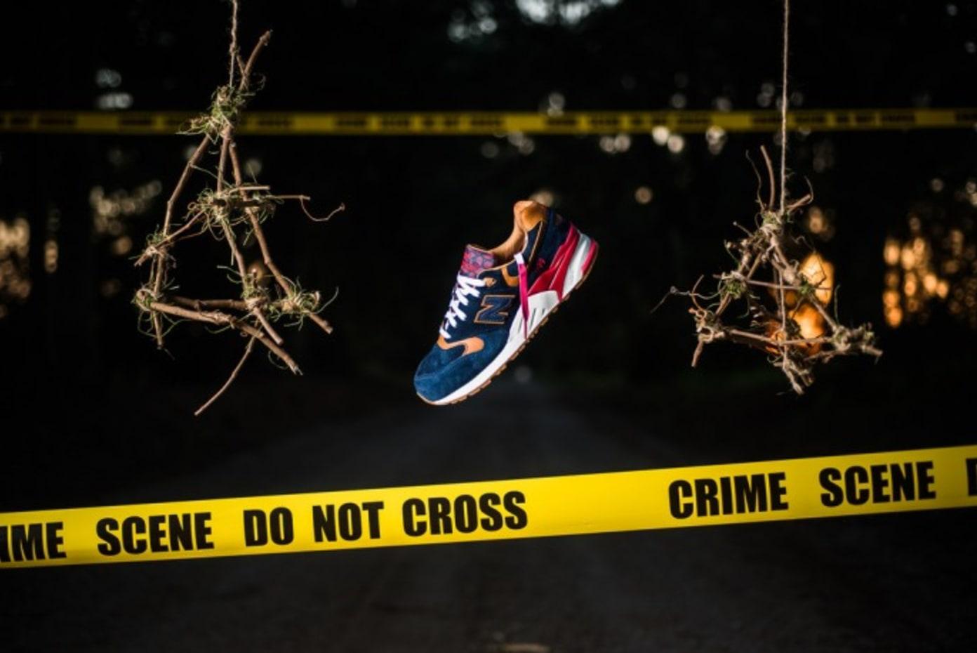 Sneaker Politics x New Balance ML999SP Case 999