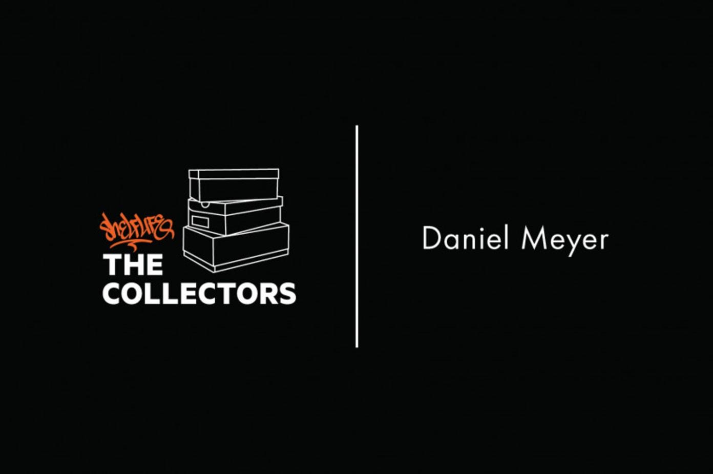 Shelflife Collectors Series: Daniel Meyer