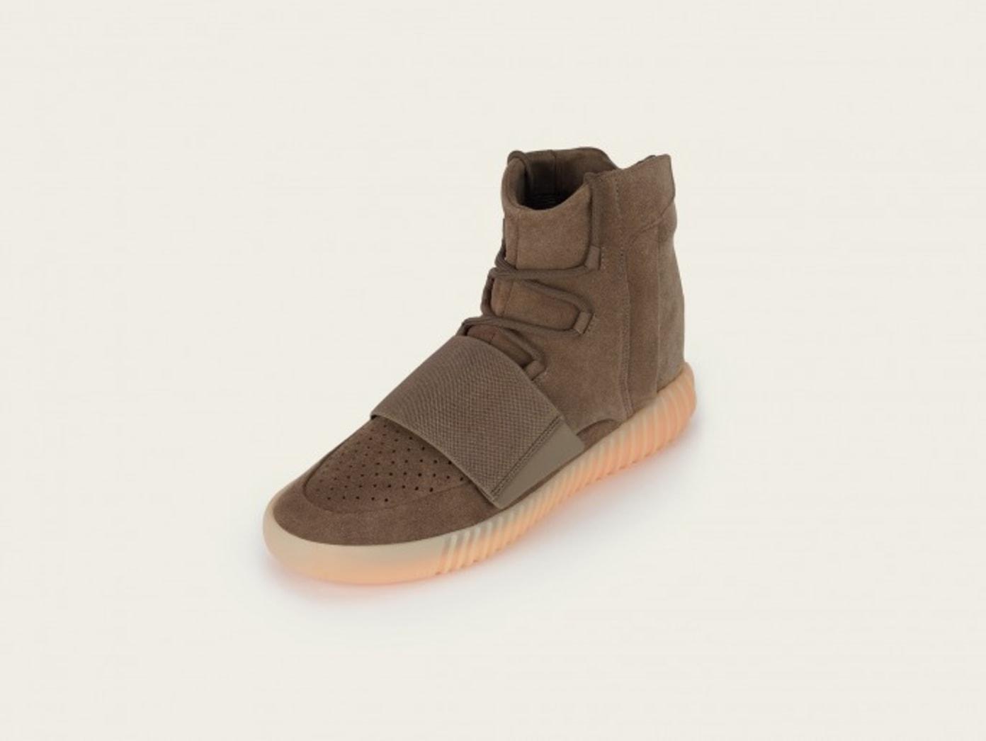 adidas x Kanye West YEEZY BOOST 750 Light Brown