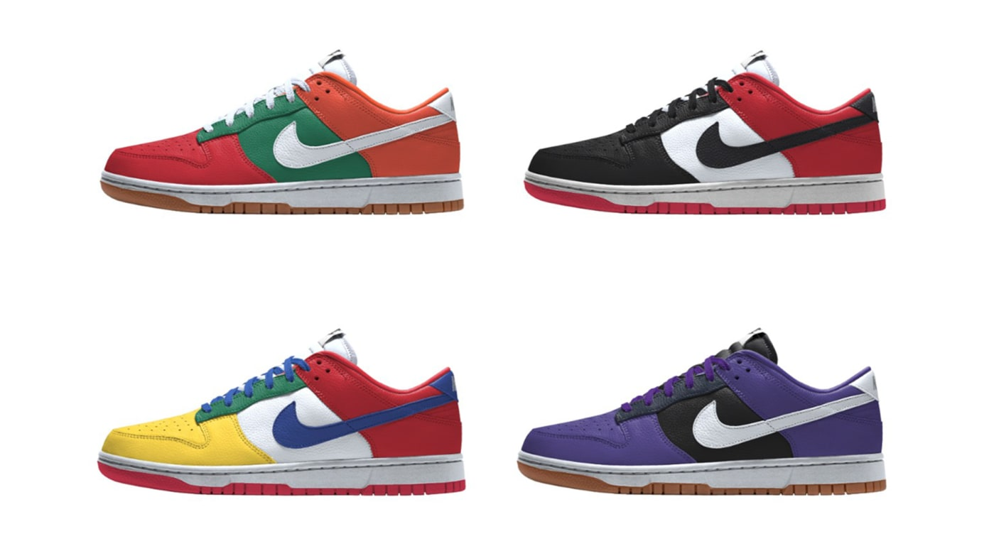 Dunk Low Nike By You: Coming Soon to SA