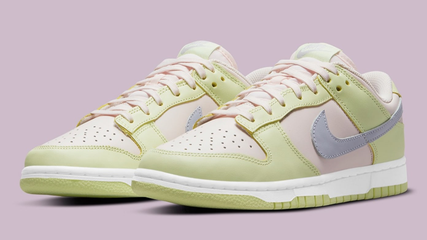 Nike Women's Dunk Low - 'Lime Ice'