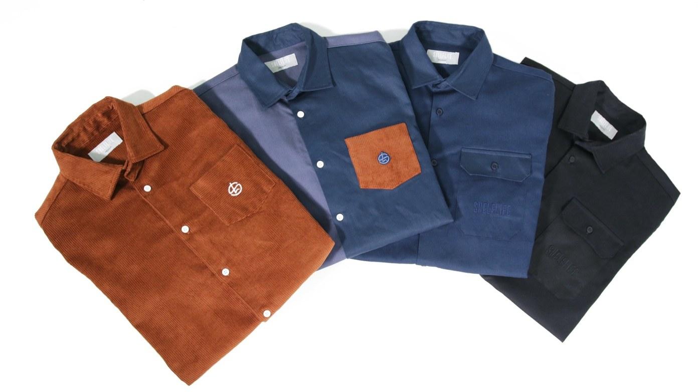 Shelflife W20 Button-Up Shirts