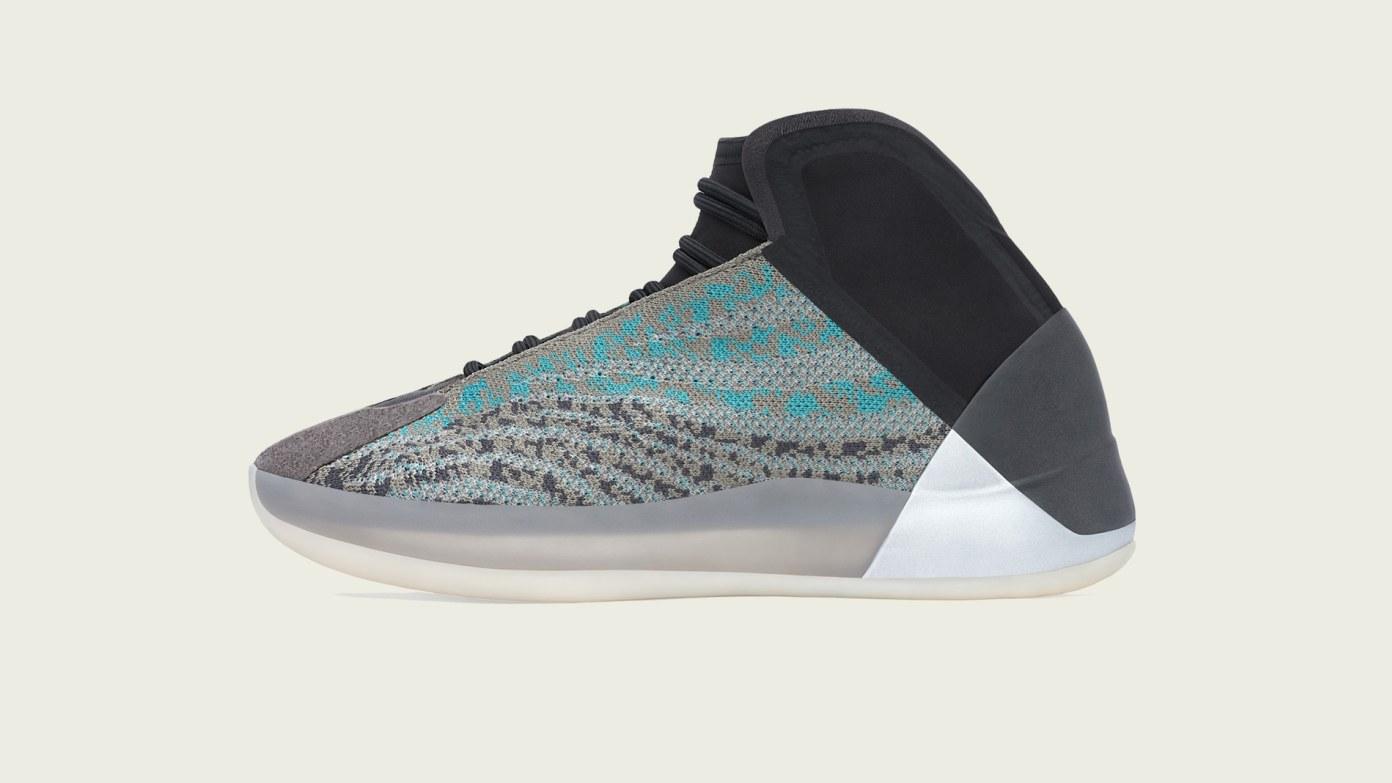 adidas Yeezy QNTM - 'Teal Blue'