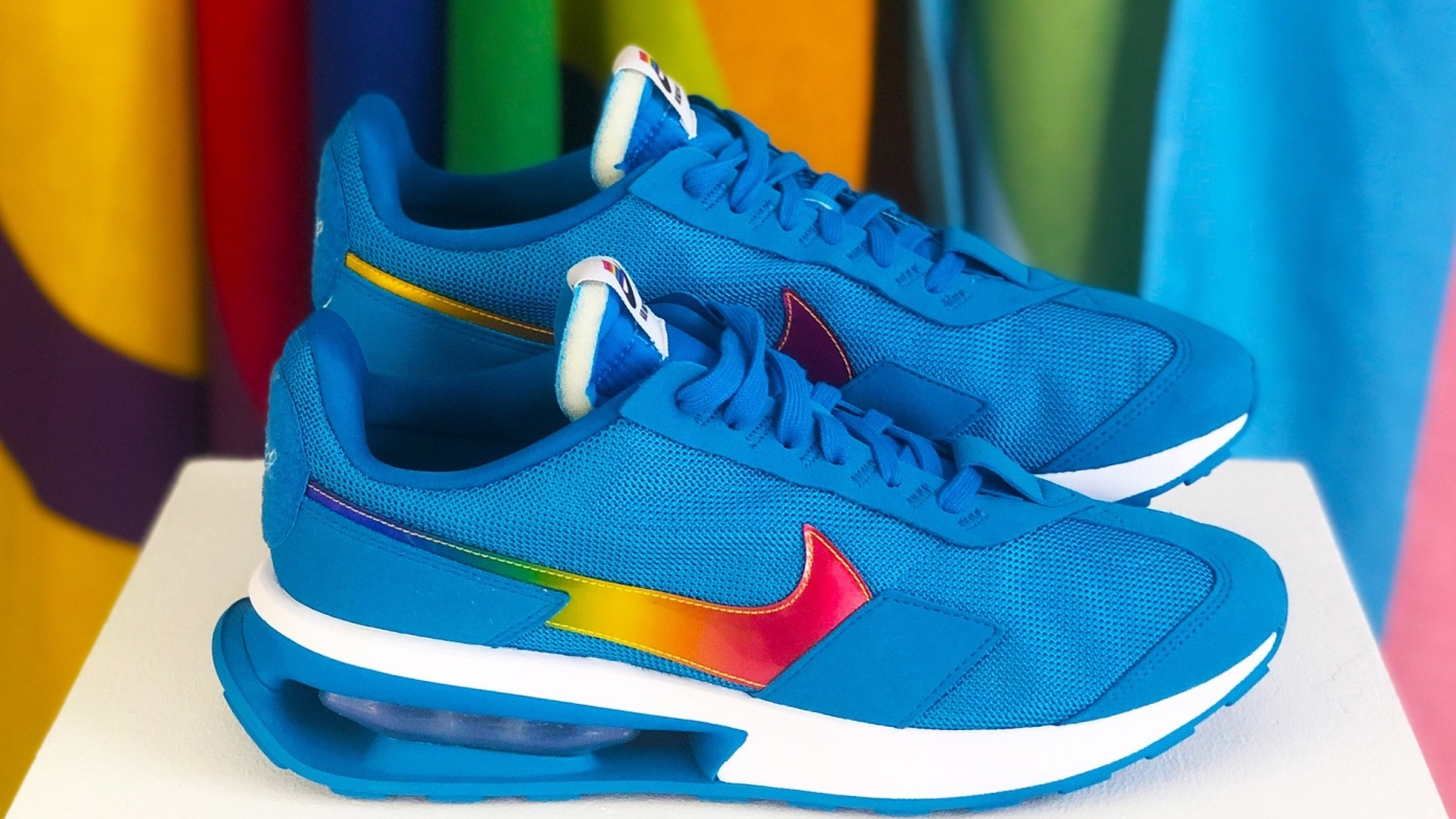 Nike Air Max Pre-Day 'Fly Your Flag' Competition