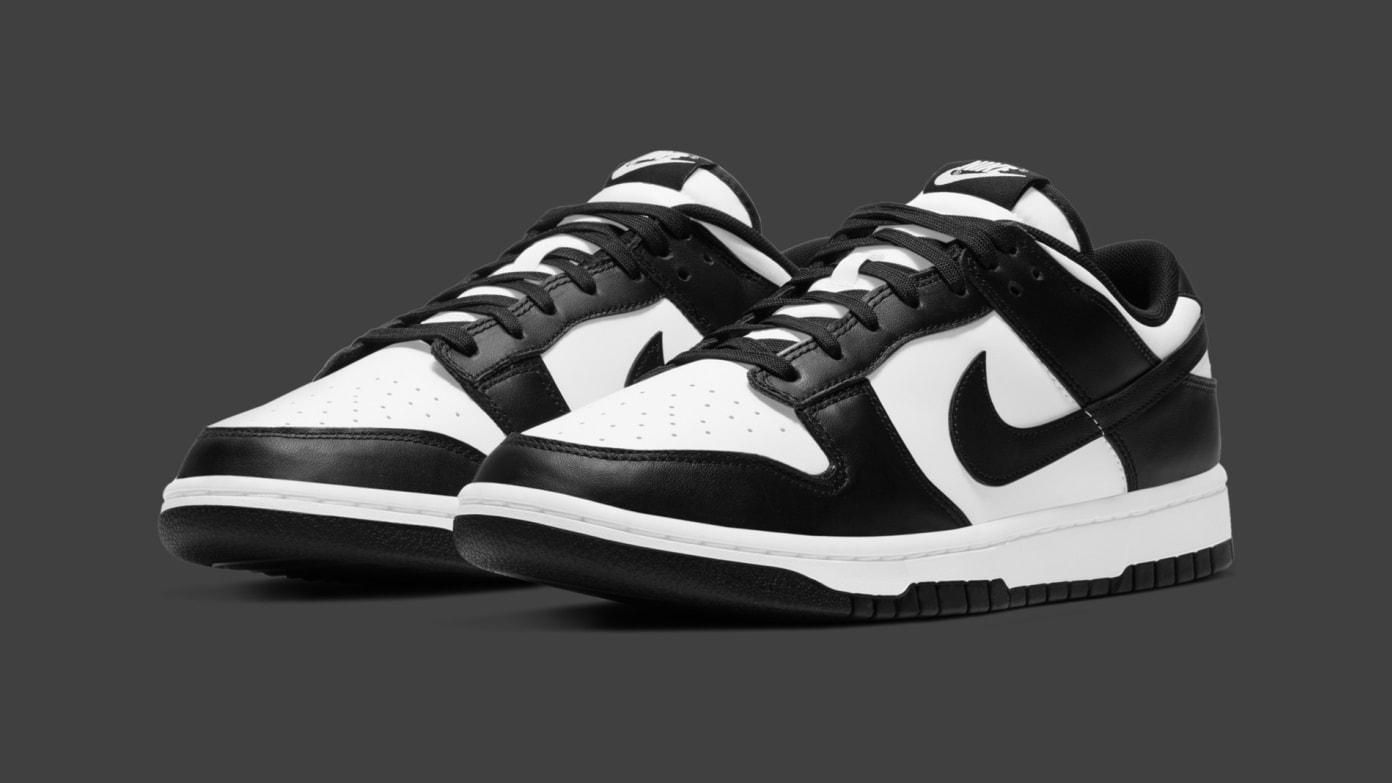Nike Dunk Low - White/Black