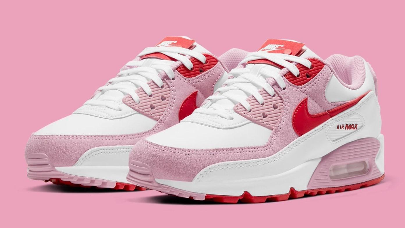 Nike Women's Air Max 90 - 'Valentine's Day'
