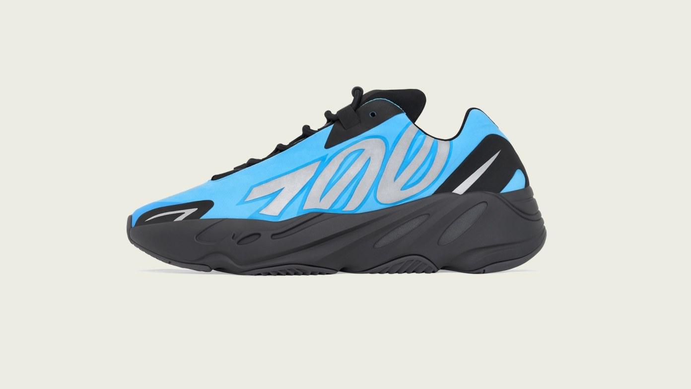 adidas Yeezy Boost 700 MNVN - 'Bright Cyan'