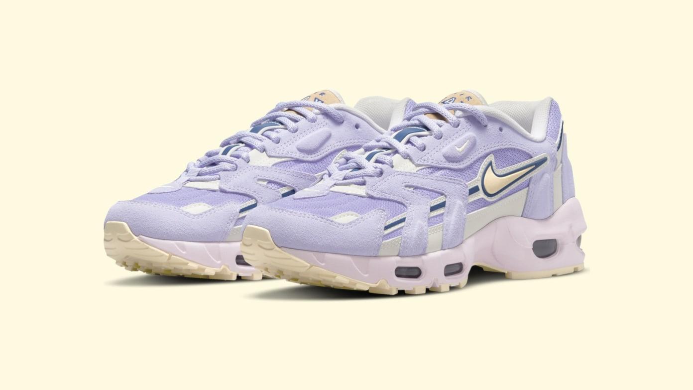 Nike Women's Air Max 96 - 'Purple Dawn/Lemon Drop'