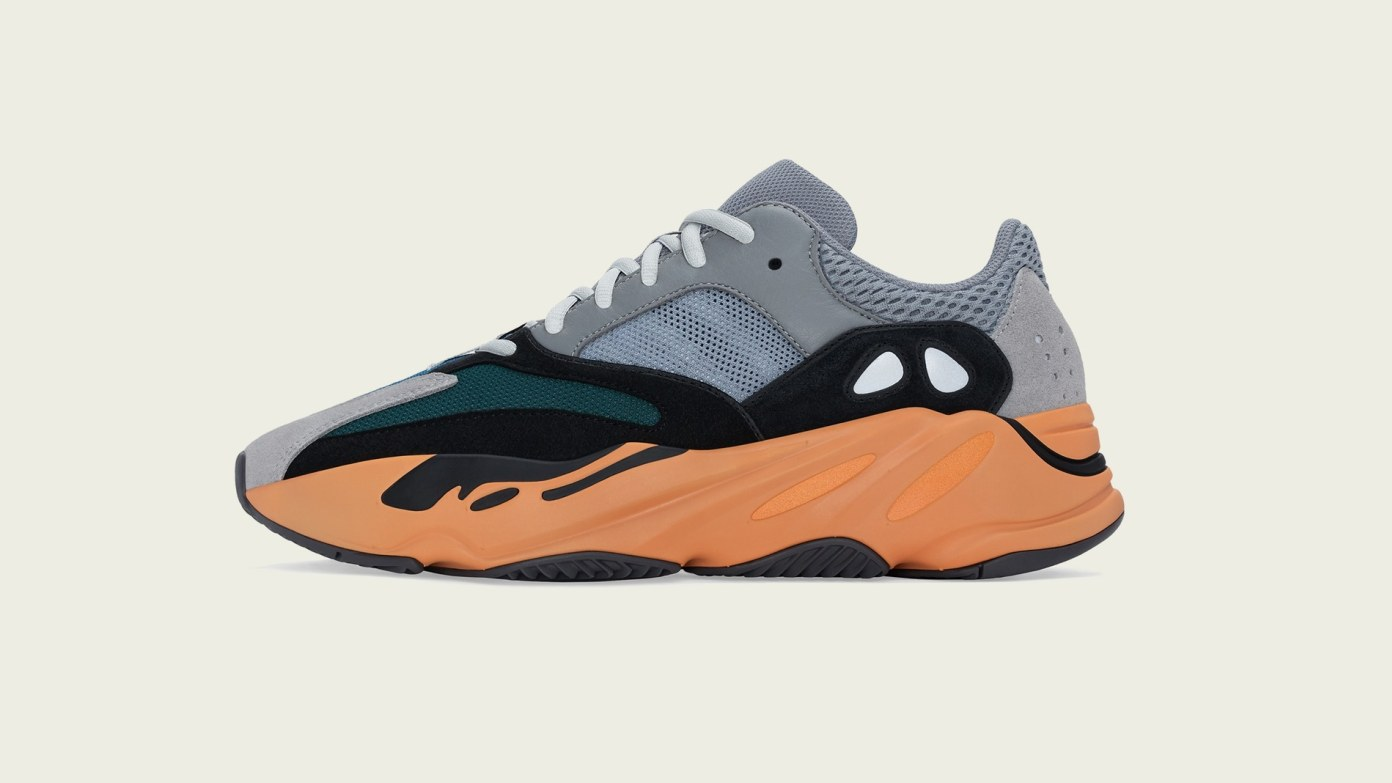 adidas Yeezy Boost 700 - 'Wash Orange'