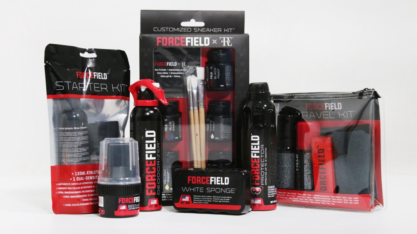 New ForceField Sneaker Products