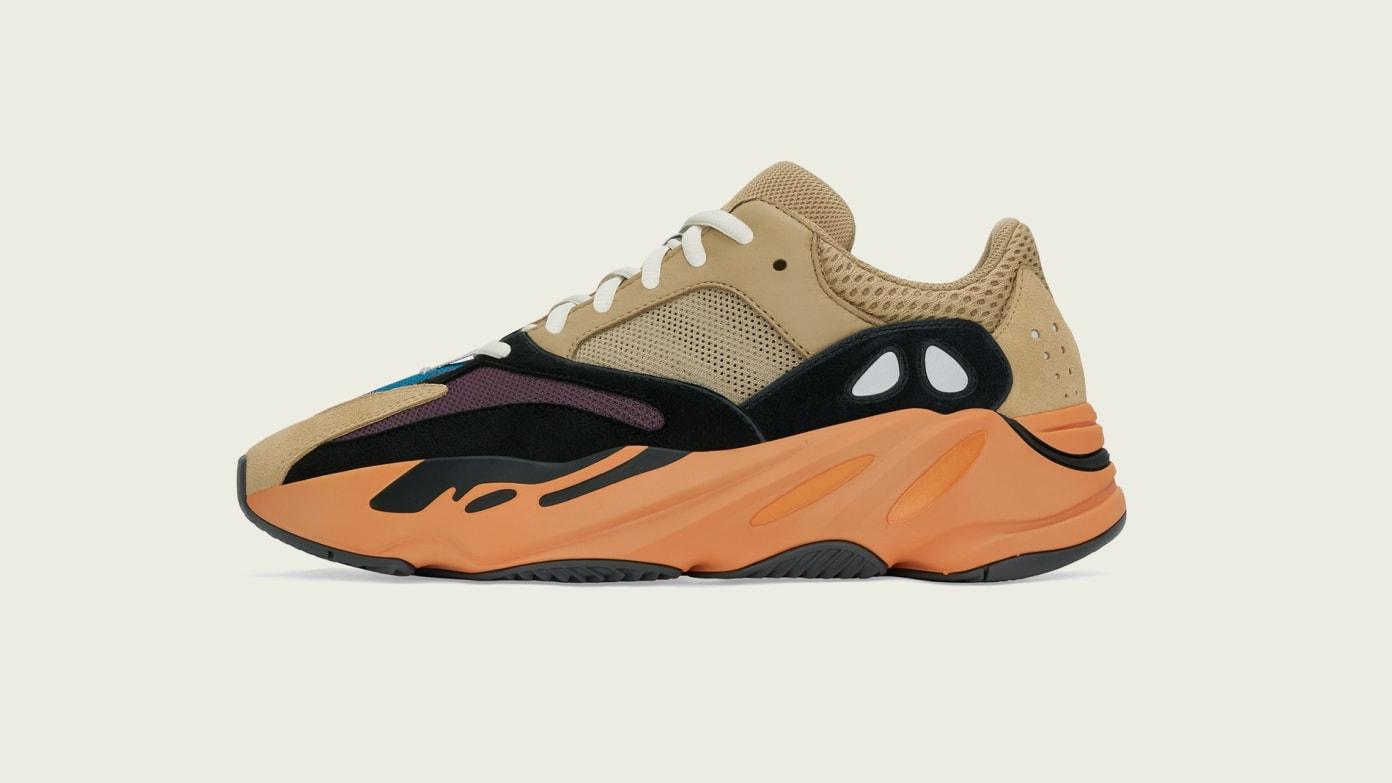 adidas Yeezy Boost 700 - 'Enflame Amber'