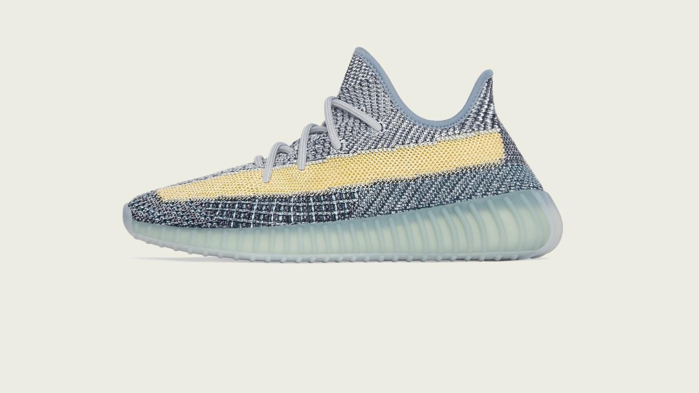 adidas Yeezy Boost 350 V2 - 'Ash Blue'