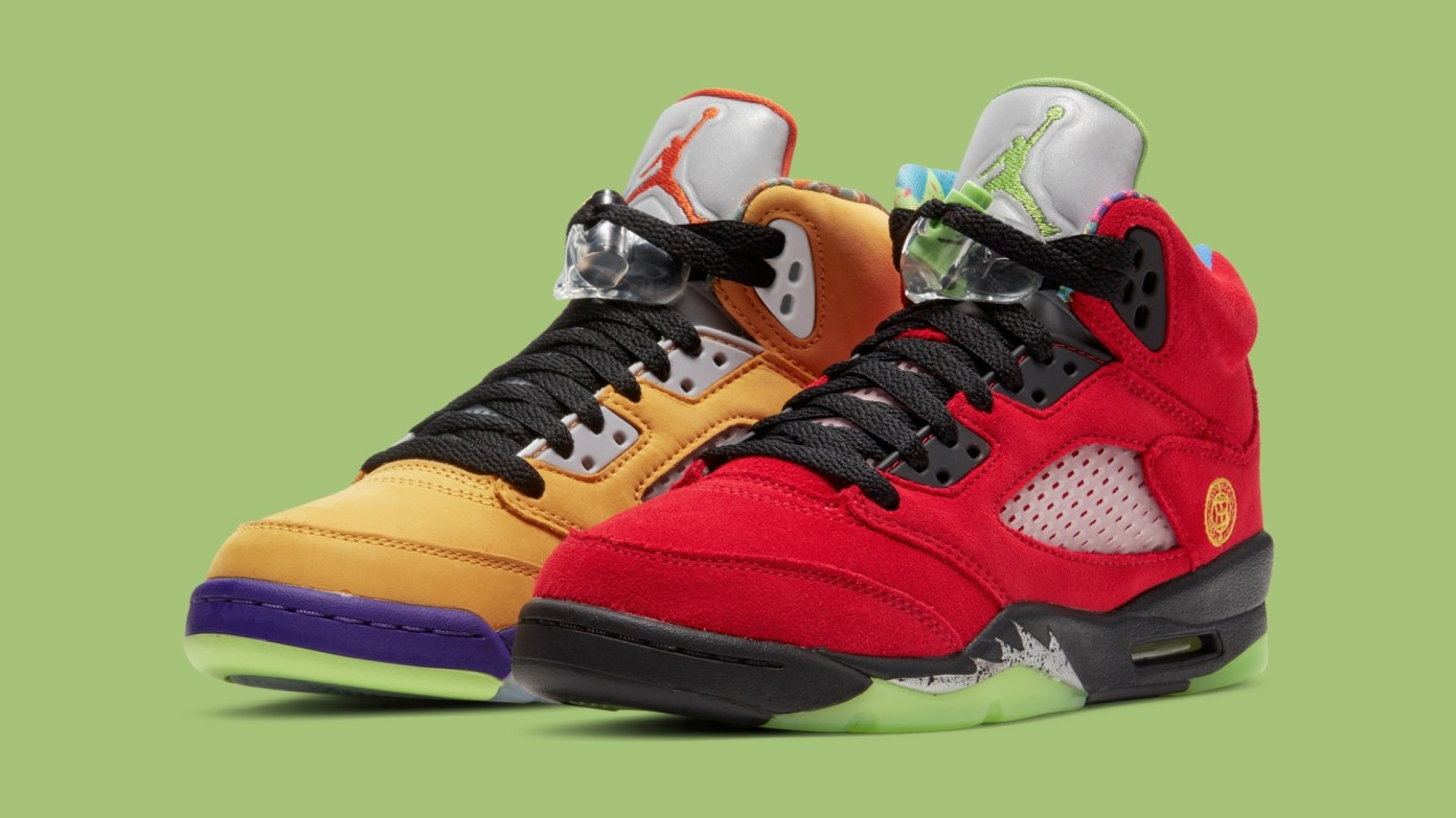 Air Jordan 5 Retro SE - 'What The'