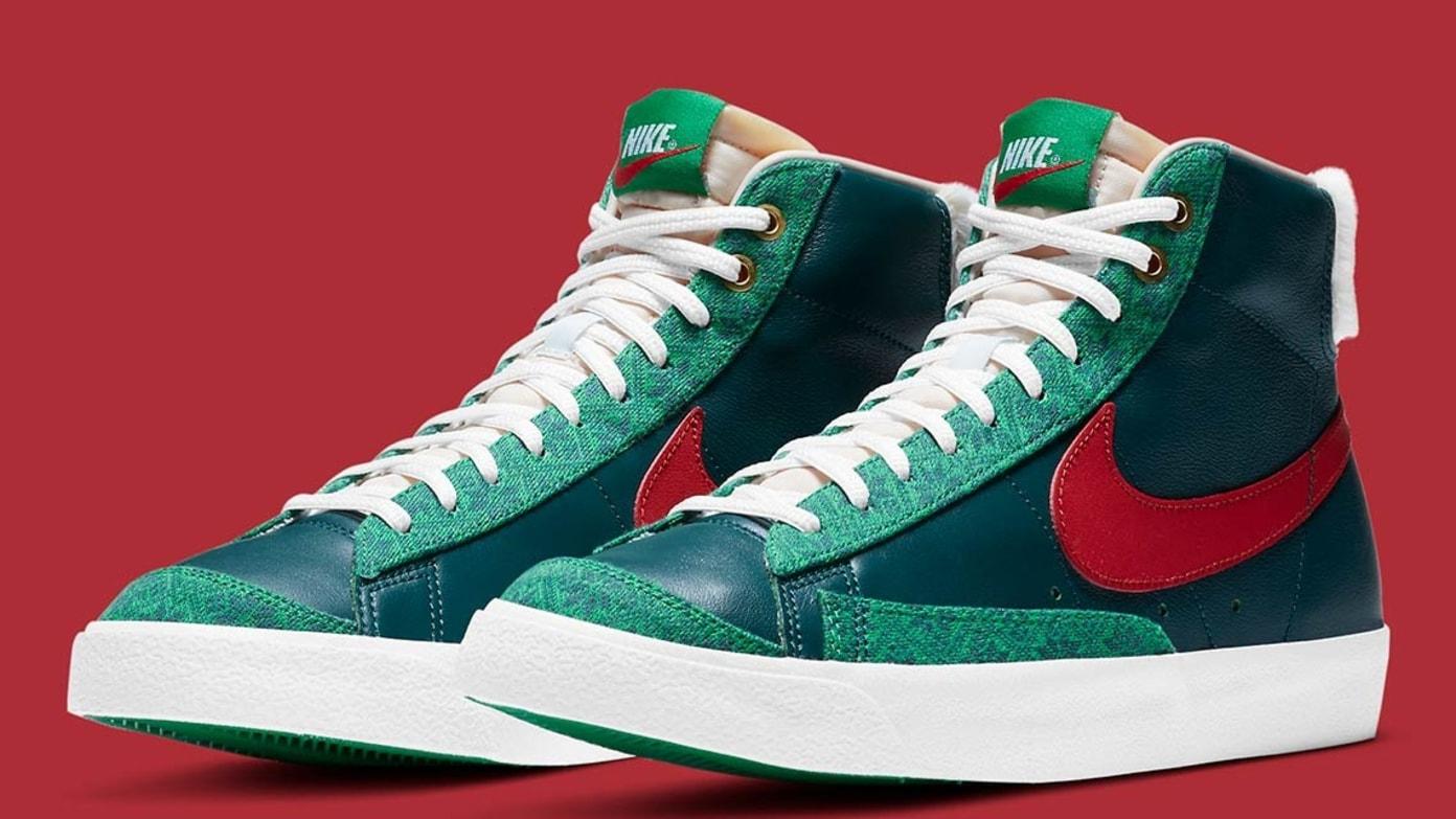 Nike Blazer Mid 77 - 'Christmas'