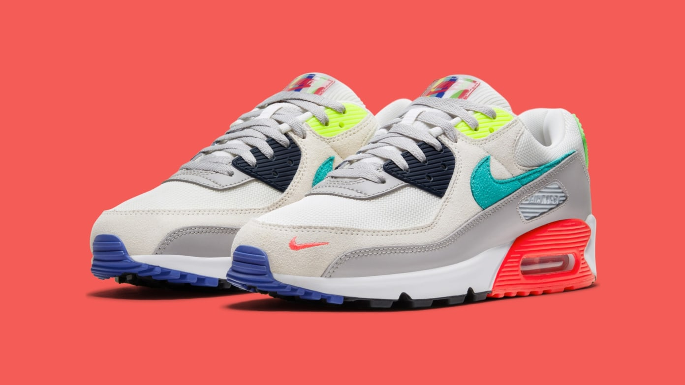 Nike Air Max 90 - 'Evolution of Icons'