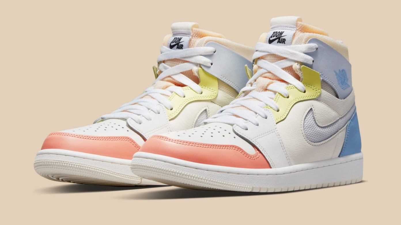 Air Jordan 1 Zoom CMFT - 'To My First Coach'