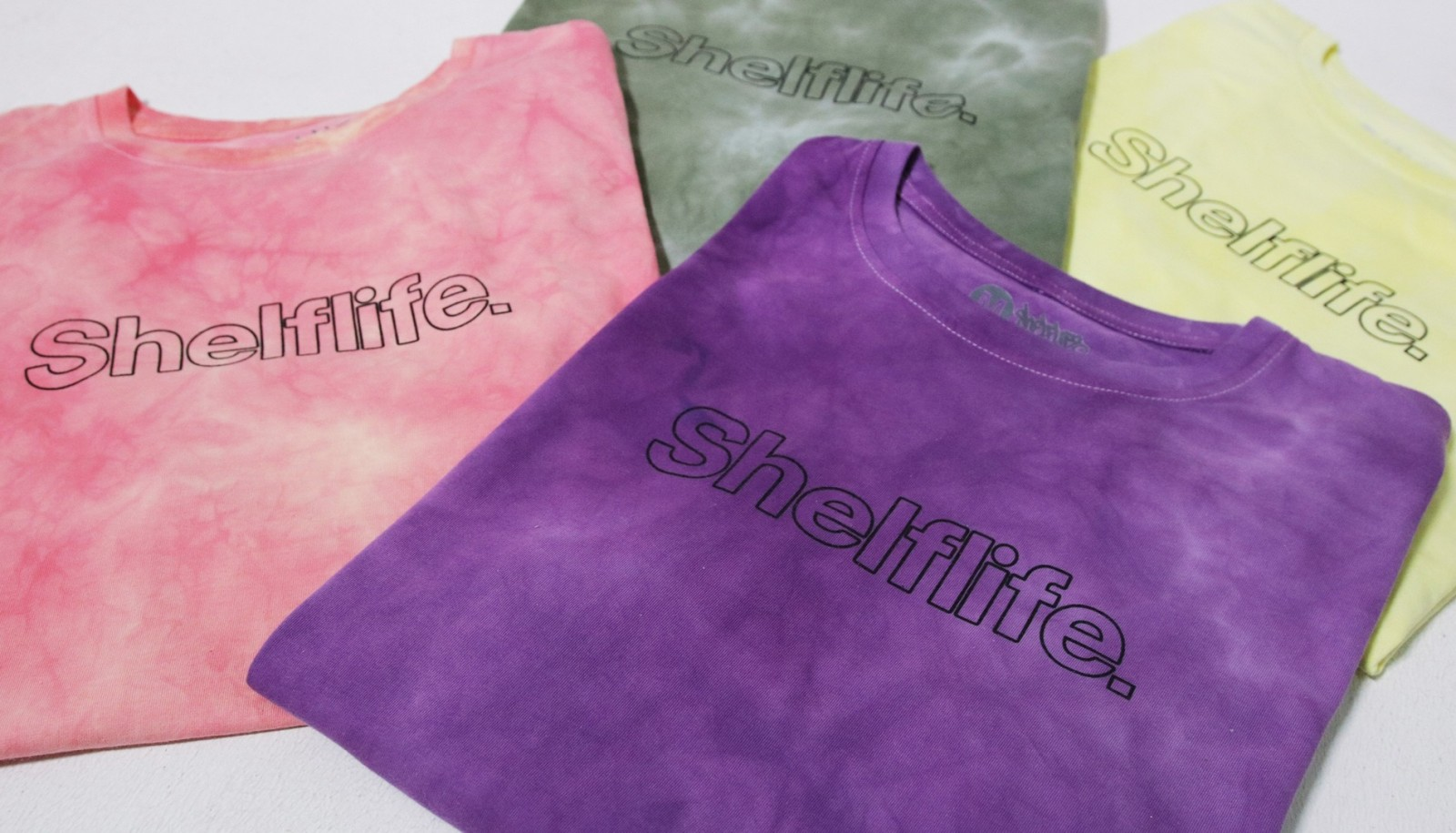 Shelflife Garment Dyed Pack