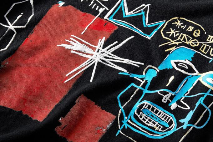 Basquiat x Converse Tee - default