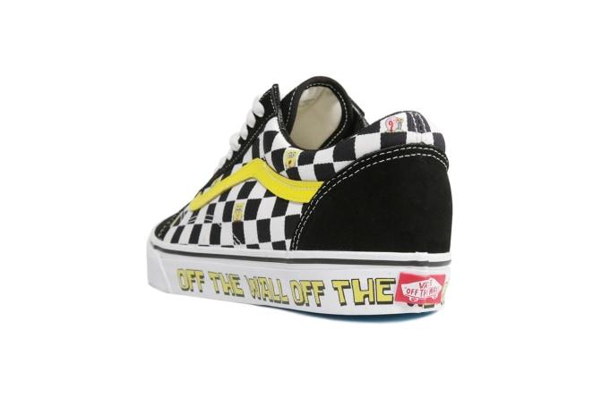 Vans x SpongeBob SquarePants Old Skool Kids - default