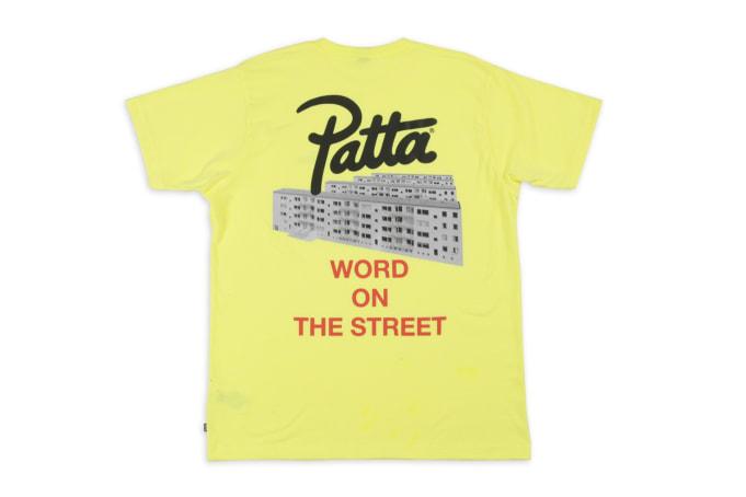 Patta Word on the Street Tee - default