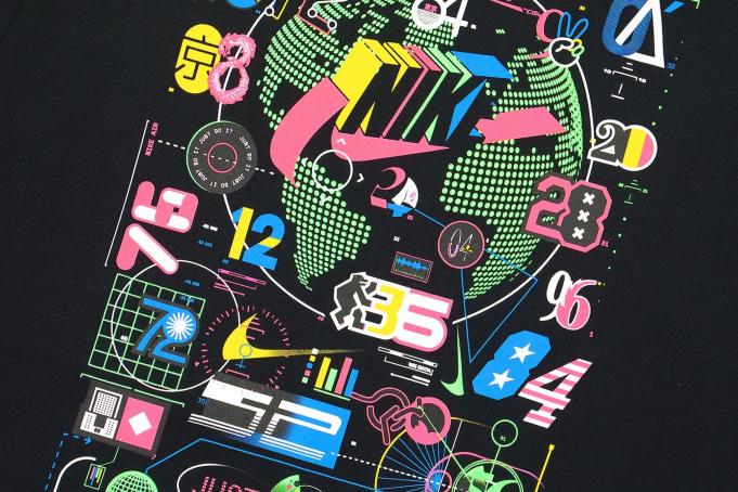 Nike Sportswear Worldwide Icons Tee - default
