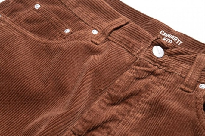 Carhartt WIP Newel Corduroy Pants - default