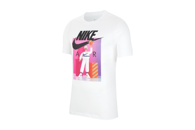 Nike Sportswear Airman Futura Tee - default