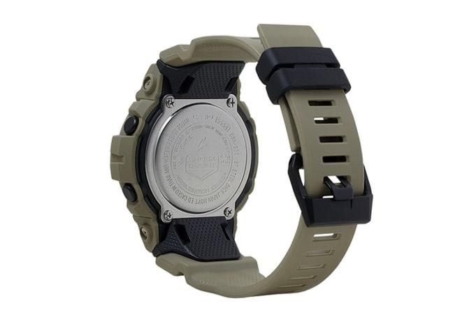 Casio G-Shock GBA800 Bluetooth - default