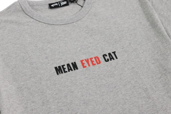 Vans x Patta 'Mean Eyed Cat' Tee - default