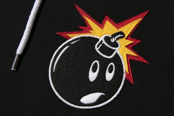 The Hundreds Huge Pullover Hoodie - default