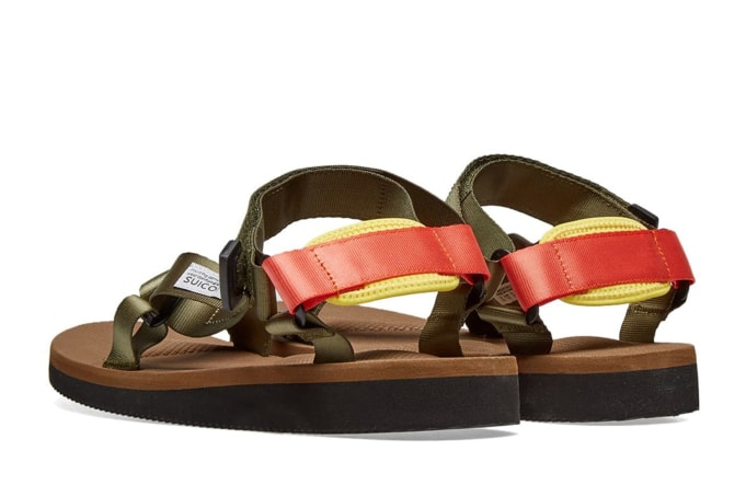 SUICOKE DEPA-Cab Sandals - default