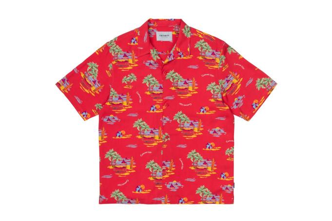 Carhartt WIP Beach Shirt - default