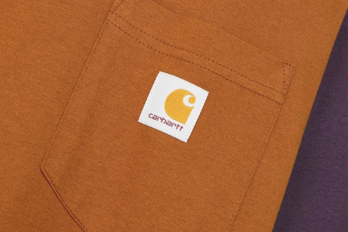 Carhartt WIP Triple Pocket Long-Sleeve Tee - default