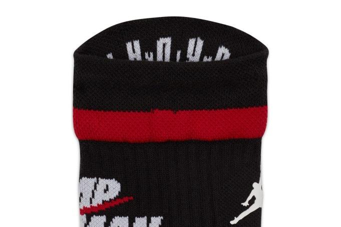 Jordan Legacy Crew Socks - default