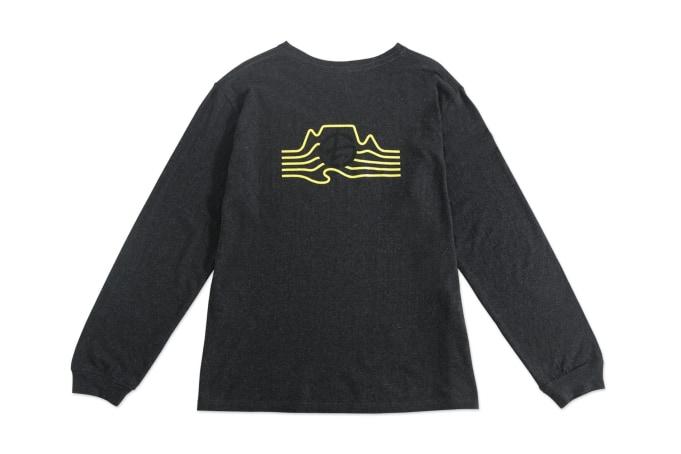 Shelflife x Sealand Long Sleeve Tee - default