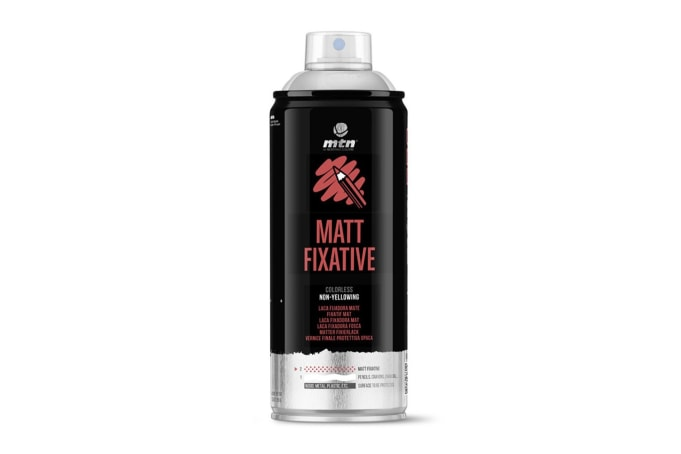 Montana Pro Matte Fixer  - default