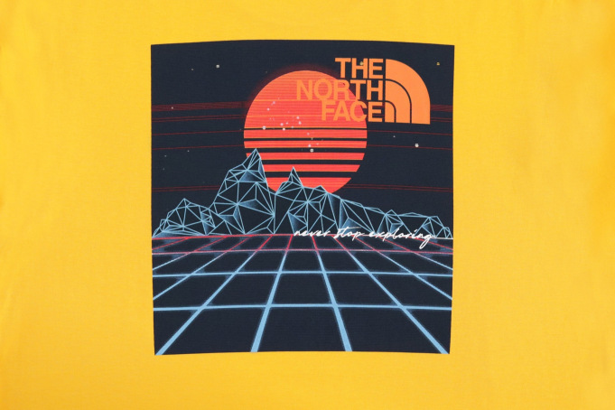 The North Face Throwback Tee - default