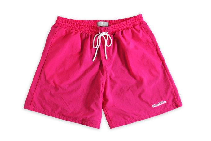 Shelflife Basic Nylon Shorts - default