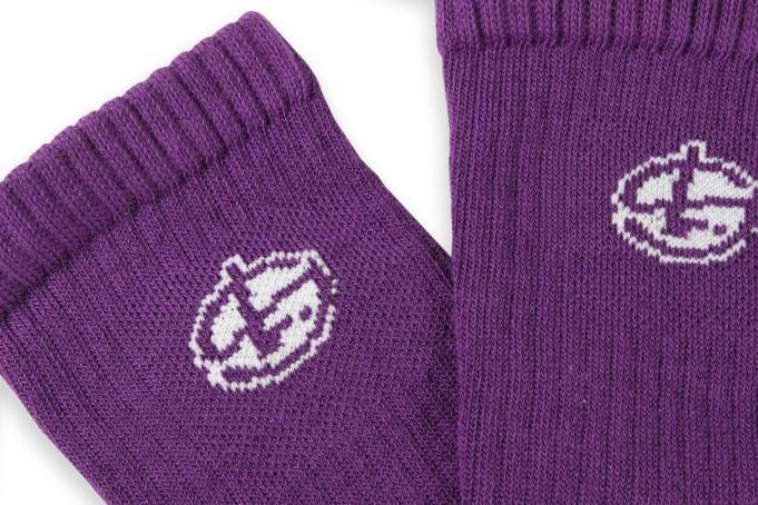 Shelflife Premium Crew Socks - default