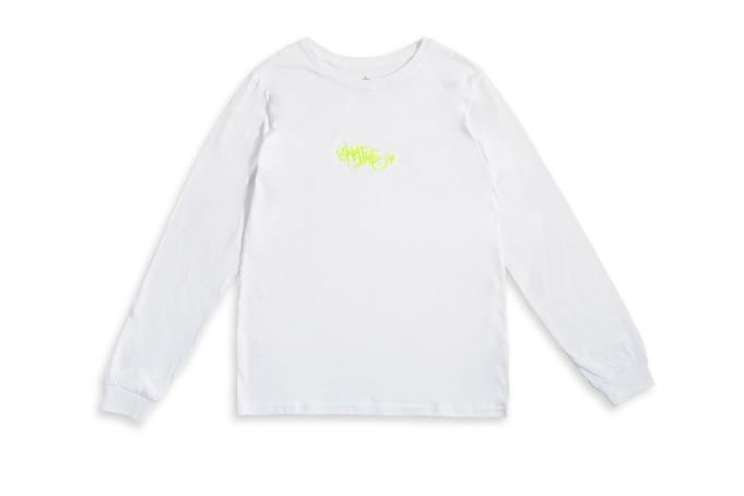 Shelflife Embroidered Tag Long-Sleeve Tee  - default