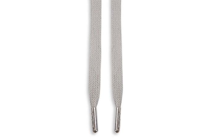 Binder Flat Waxed Laces Metal Aglets 160cm - default