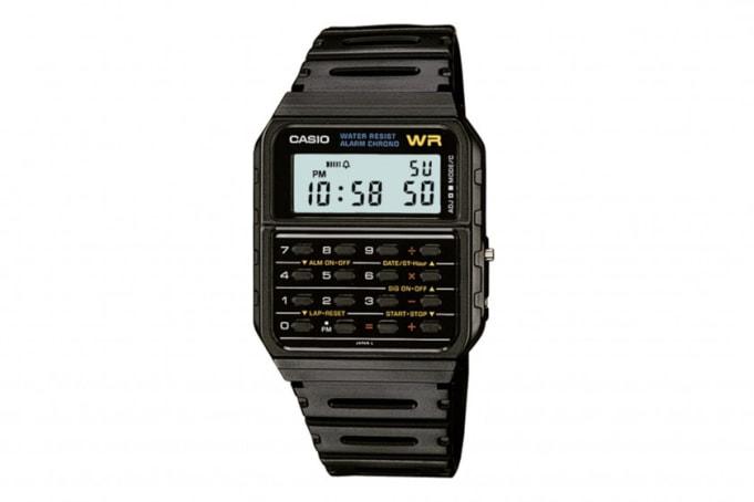 Casio Databank Calculator Watch - default