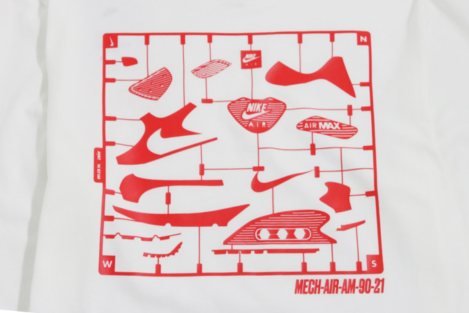 Nike Sportswear Mech Air Long-Sleeve Tee - default